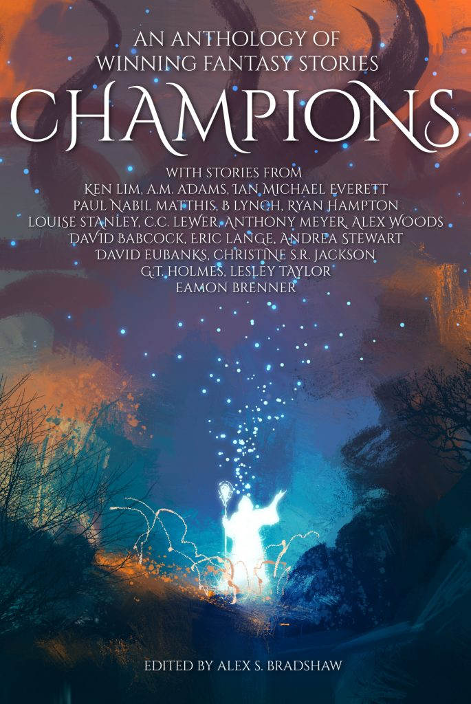 Cover of the Champions anthology